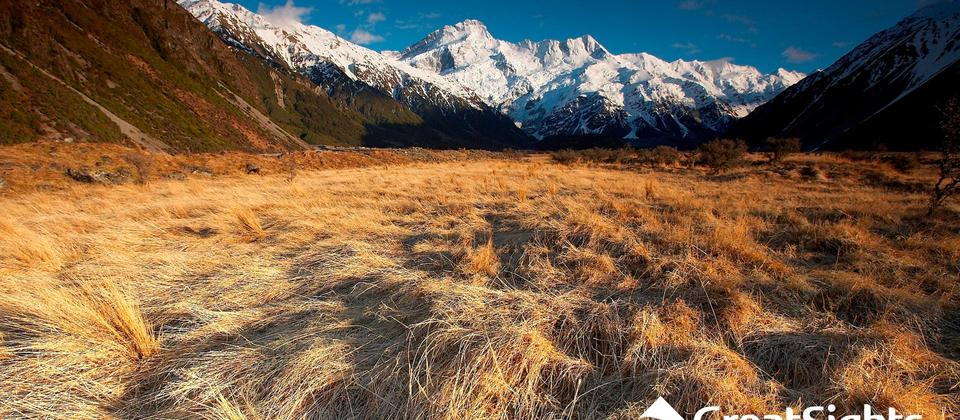 GreatSights Mt Cook