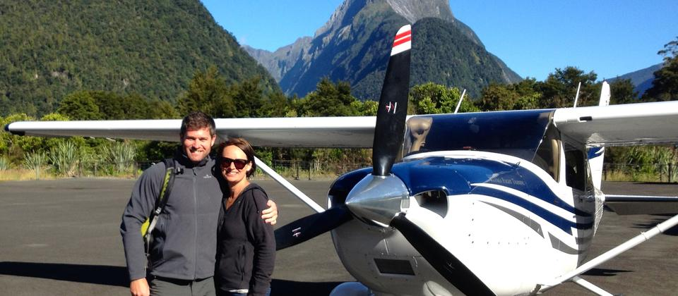 The majestic Wilds of Milford Sound