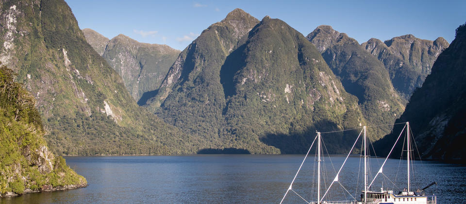 Doubtful Sound Overnight Cruises (from Te Anau) - Real Journeys