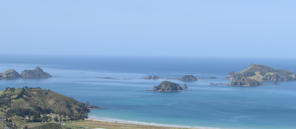 Our beautiful coastline in Northland
