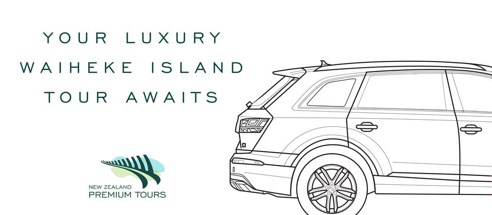 Private luxury tour on Waiheke