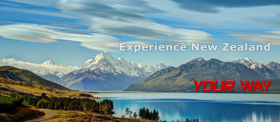 Experience New Zealand YOUR Way