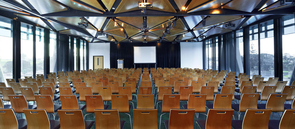 Conference Facilities with capacity up to 315 delegates