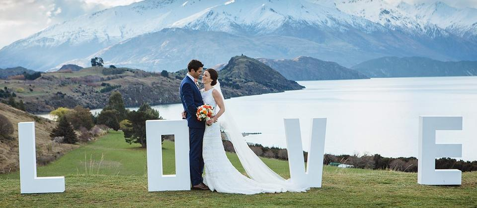 Love in Lake Wanaka