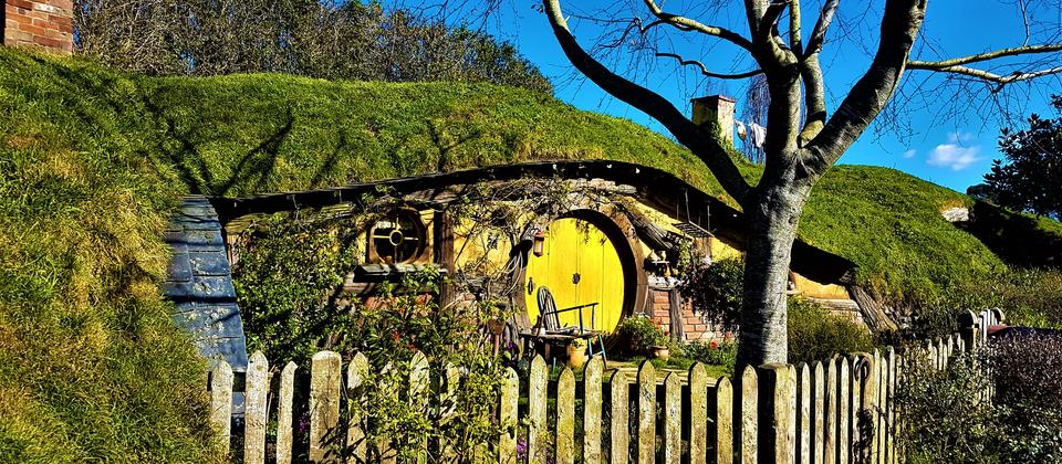 Hobbiton - North Island