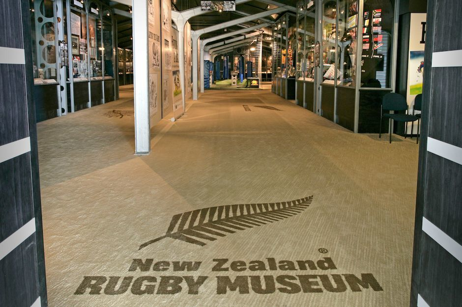 NZ Rugby Museum