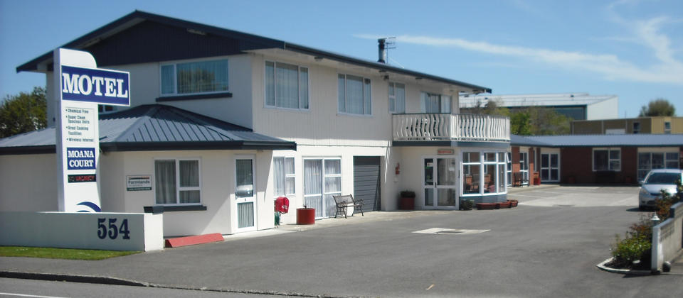 Street View of 554 Moana Court Motel