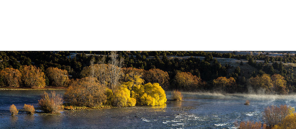 Wanaka PhotoSafari Destination - Clutha River