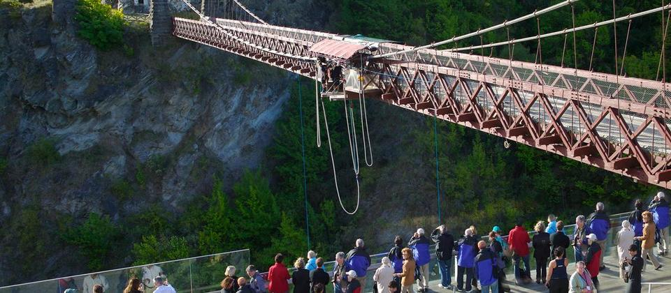 Private Function at the Kawarau Bungy Centre
