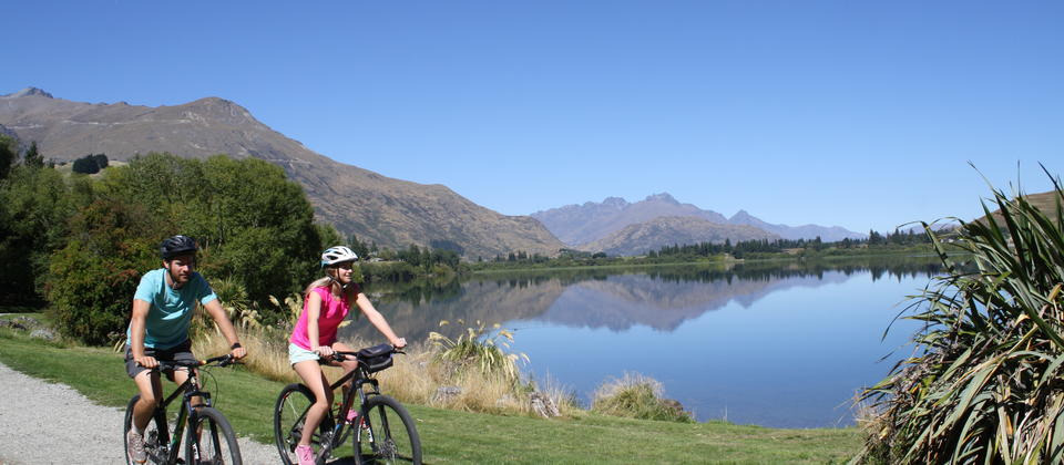 Queenstown Trail The Ultimate Ride on E-Bikes