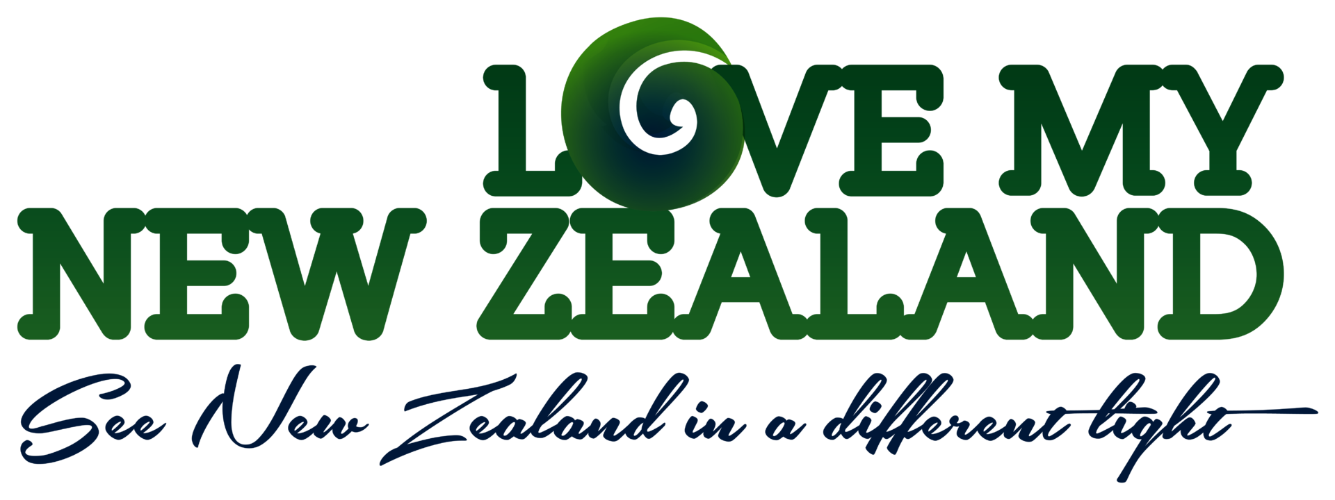 Logo: Love My New Zealand