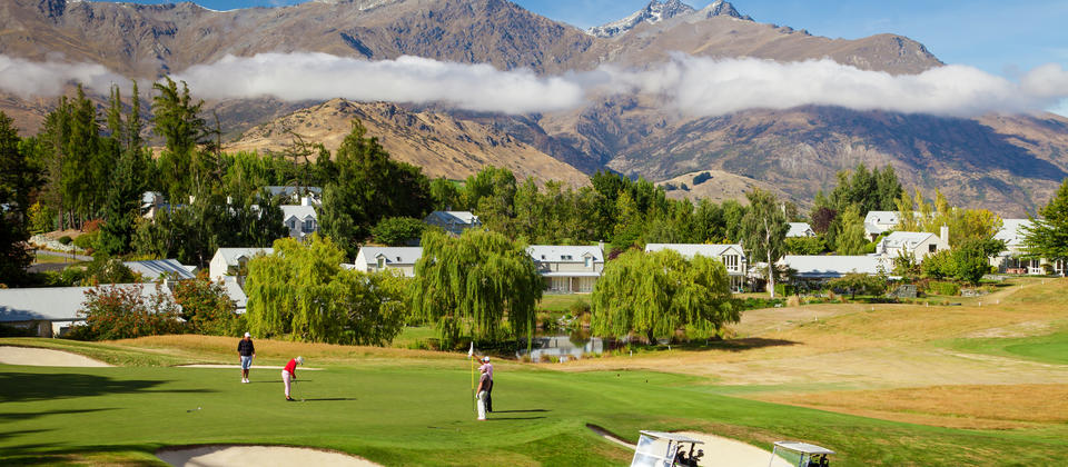 Millbrook Resort - Remarkables Nine
