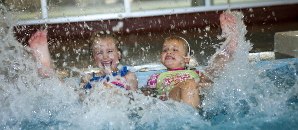 Turangi Aquatic Centre - fun for all the family