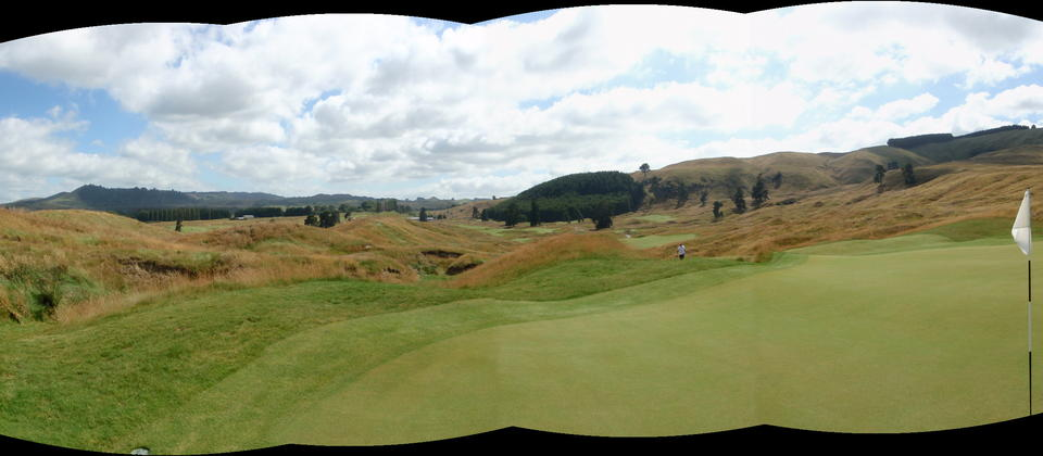 Panorama Kinloch Golf 2