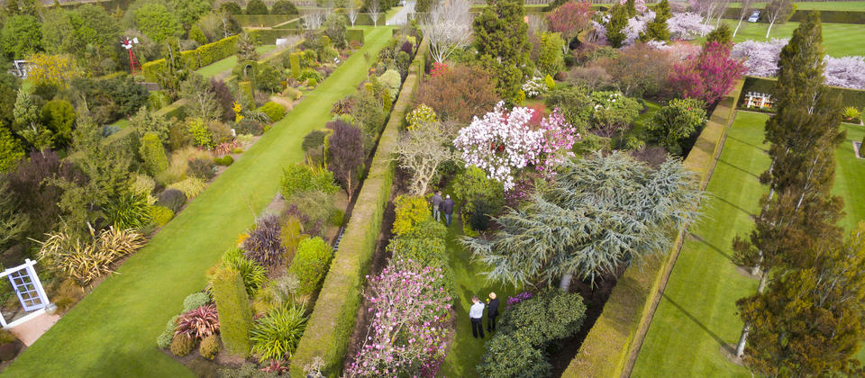 Stunning Private Gardens Canterbury
