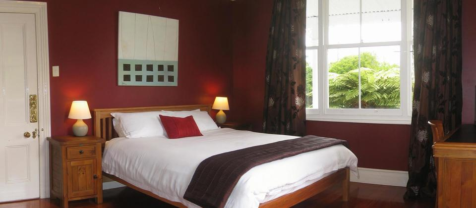 Deluxe King B&B Room with Ensuite & Sitting Room