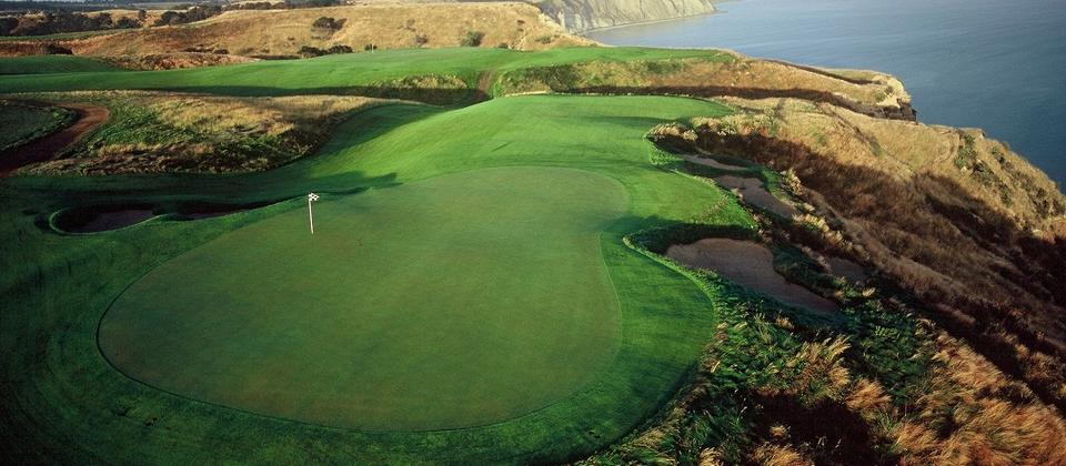 Cape Kidnappers Golf Course Hole 13
