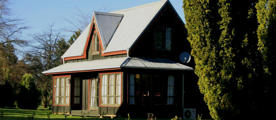 The Alpine Fox Chalet, Ohakune