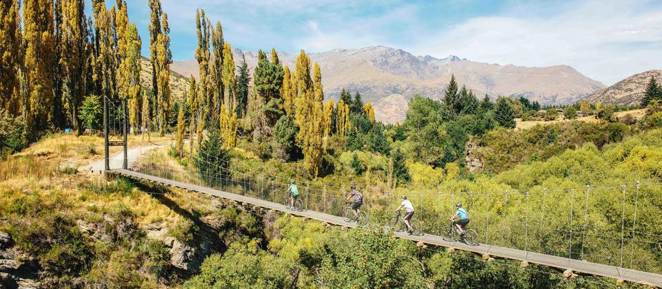 Arrowtown to Gibbston