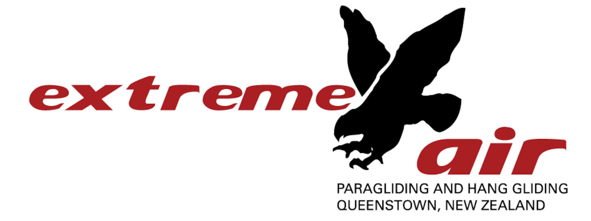 Exetreme Air logo Black-Bird
