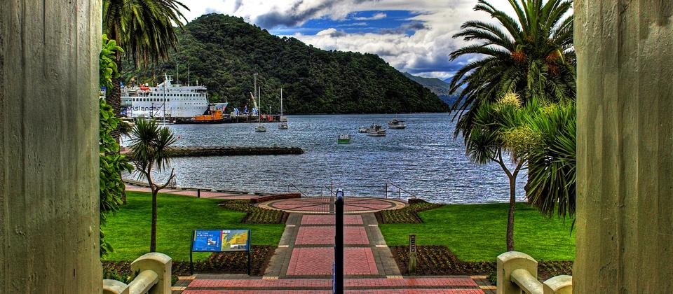 Picton's Gateway to the sparkling Queen Charlotte Sound