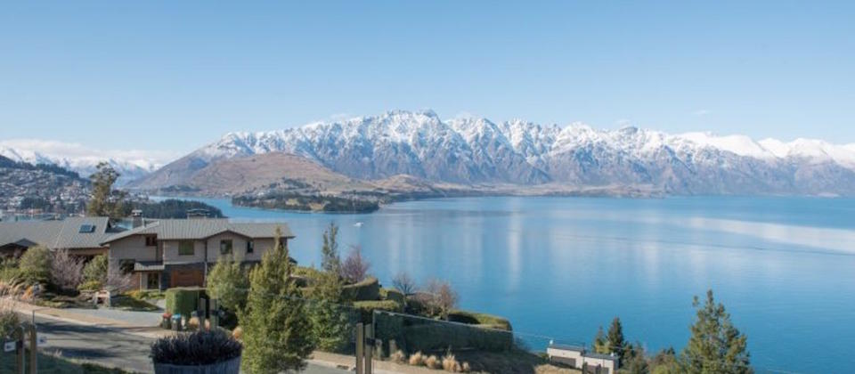 Panoramic Queenstown vistas