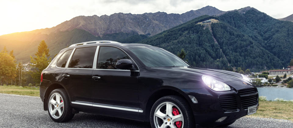 Ignition Self Drive Adventures - Luxury SUV - The Porsche Cayenne Turbo