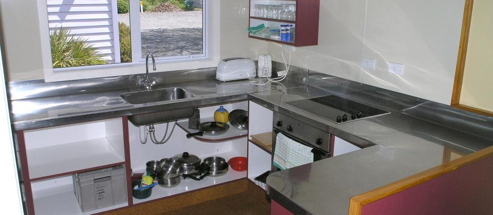 Cottage 3 kitchen