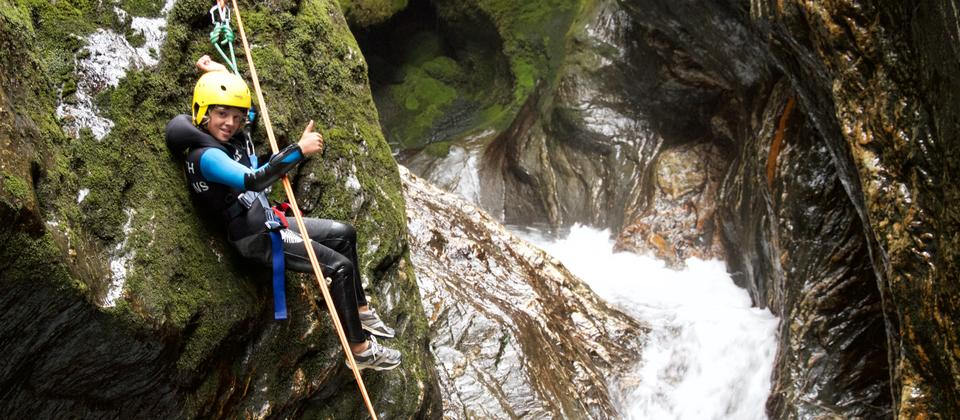 Fun and excitement for young adventurers with South Canyons in Cross Creek