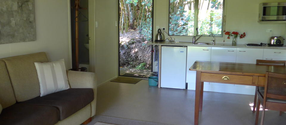Wharepuke Subtropical Accommodation in Kerikeri