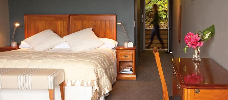Stewart Island Lodge - guest room