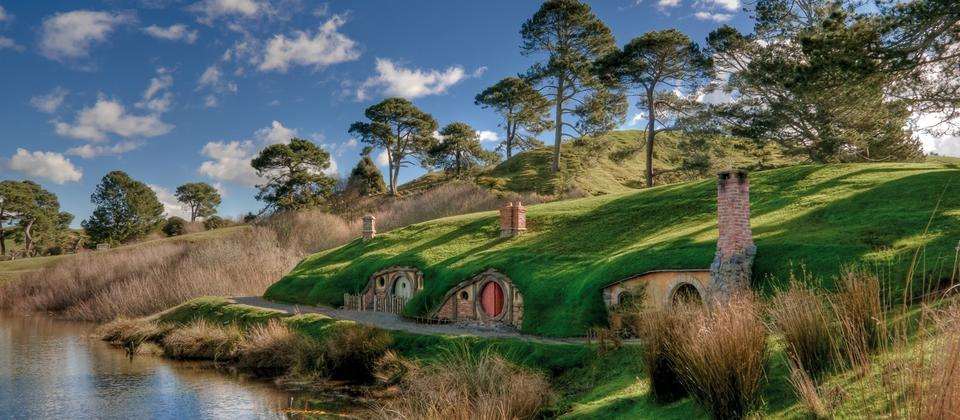 Hobbiton Lord of the rings tour.JPG