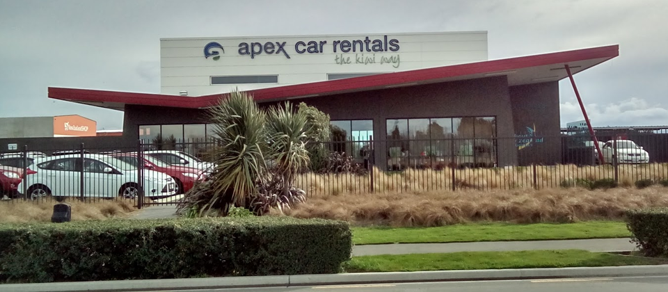 Apex Car Rentals Christchurch Airport