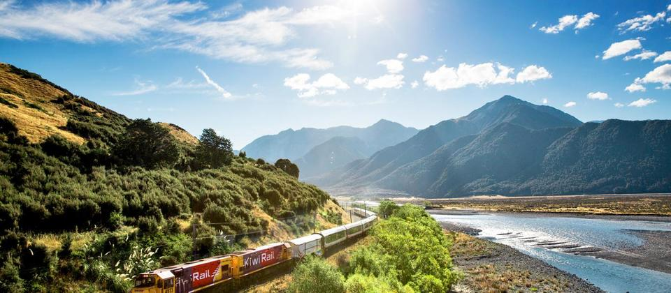 Enjoy the scenery and adventure of the Southern Alps