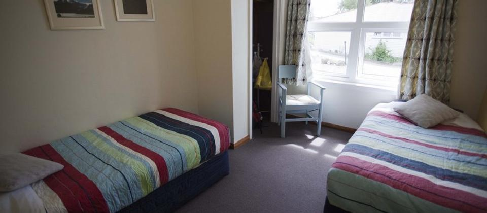 Twin Room - Tailor Made Tekapo Backpackers