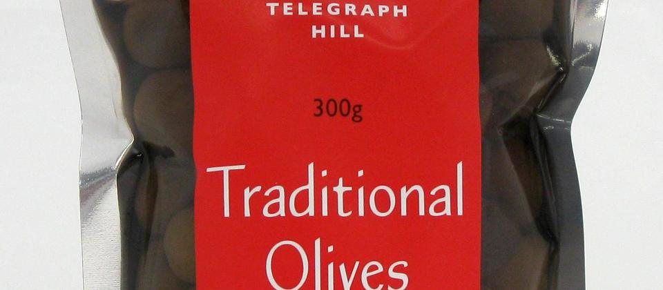 Award Winning Traditional Olives 300g