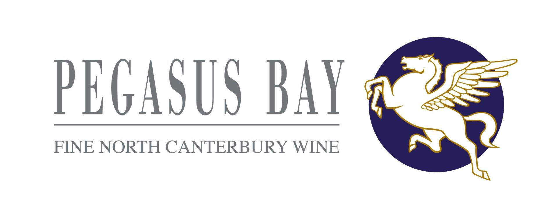 Logo: Pegasus Bay Winery