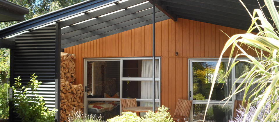 Chalet 1- or 2- Bedroom Option - Entry