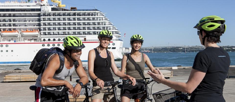 Adventure Capital offer guided and self-guided bike tours in Auckland