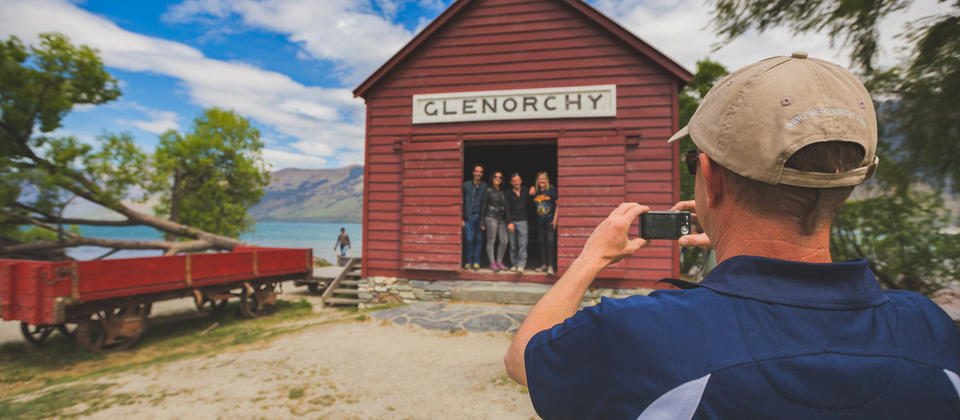 Glenorchy Historic Railway Shed