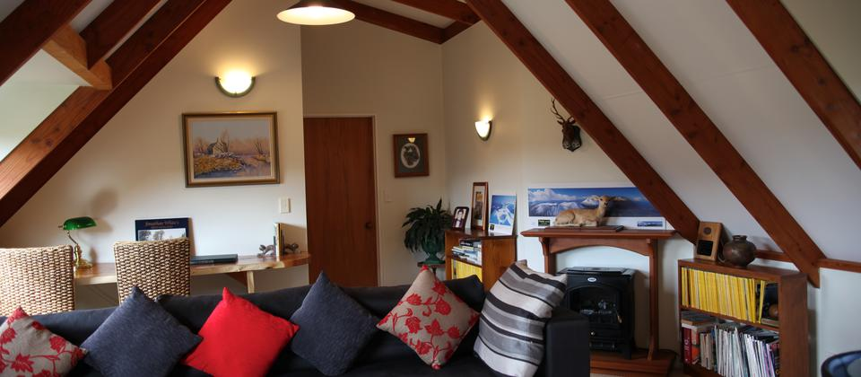 Guest Lounge, Cairnbrae House