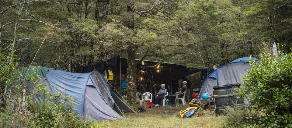 Camping - The Landsborough Wilderness Experience