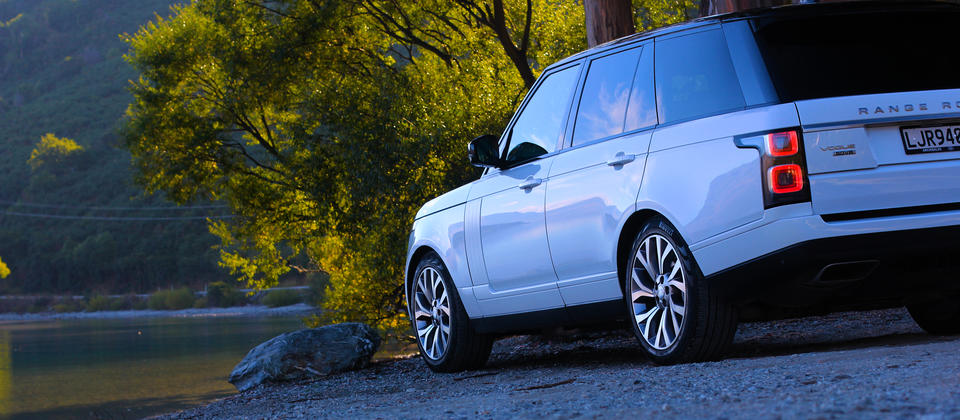 Rent Luxury | Range Rover Vogue