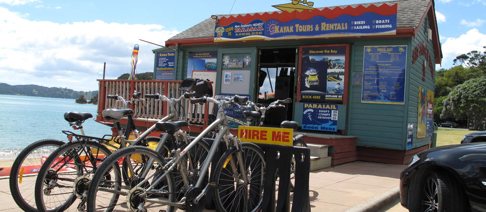 Bike hire available starts from $10
