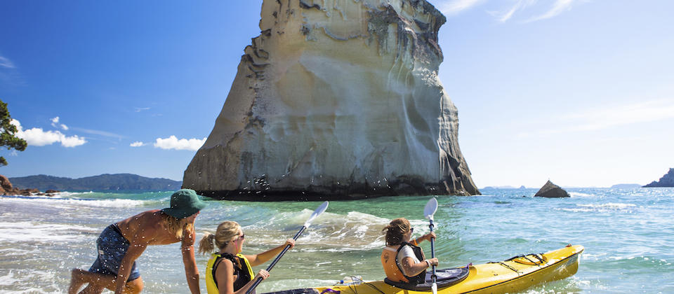 Stray Journeys - New Zealand Small Group Adventure Tours