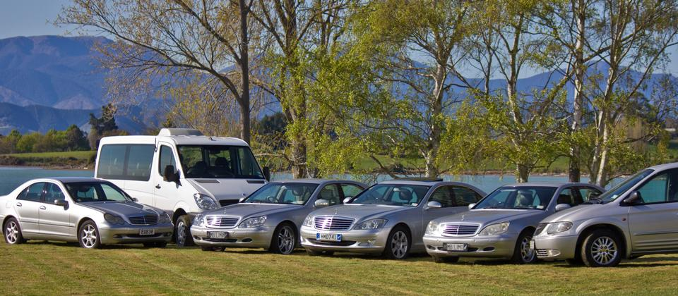 Executive Limousines and Nelson Tours