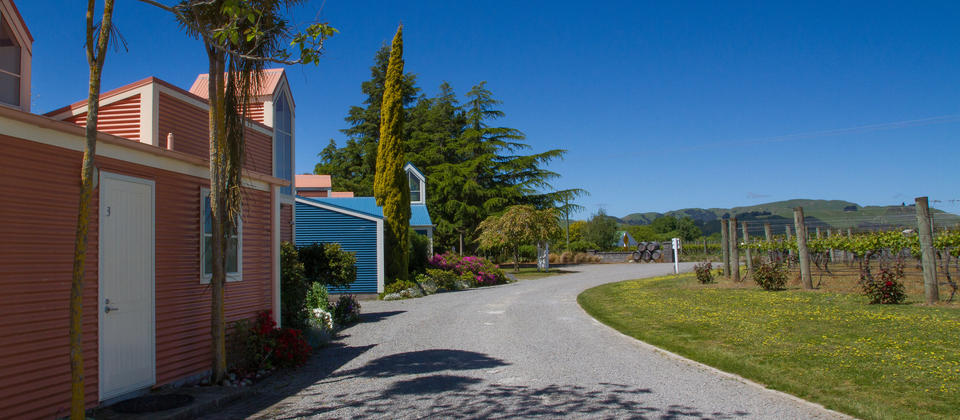 Margrain Vineyard Villas