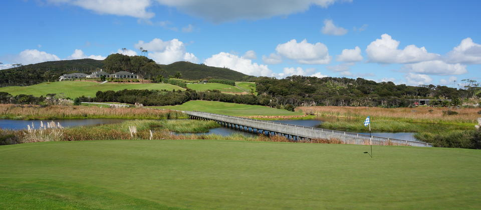 Ranked No. 11 In New Zealand's Top 40 Golf Courses By The Australian Golf Digest In Year 2016.