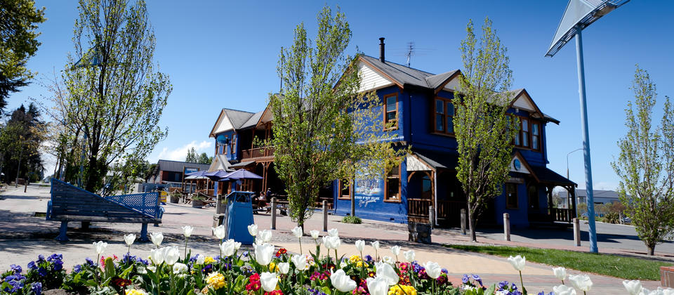Blue Pub Methven - Mt Hutt Village
