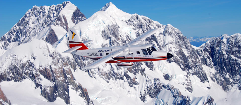 Mount Cook scenic flight